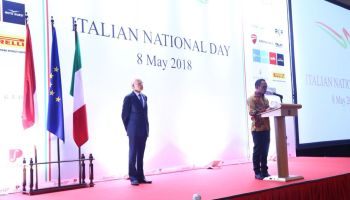 KSP EVENTS Italian National Day 2018